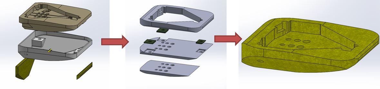 Evolution of hull fabrication methods.